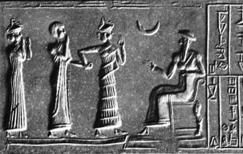 ancient mesopotamian religion