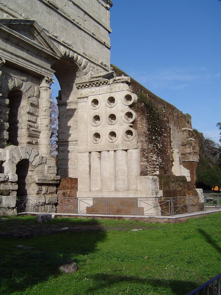 grobowiec rzymskiego piekarza