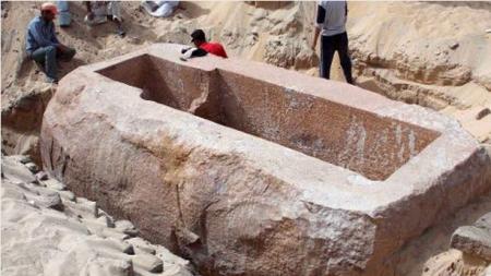 Sarkofag faraona Sobekhotepa I