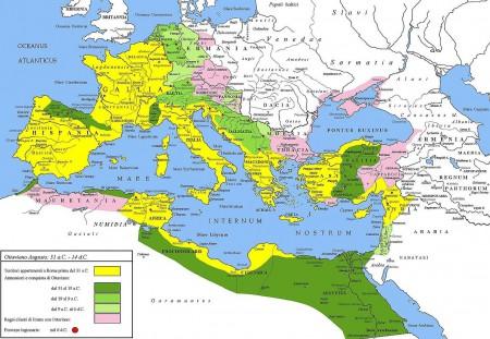 Imperium za augusta