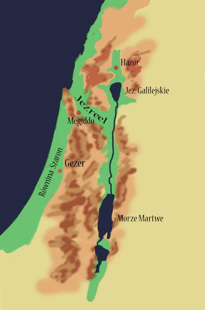 megiddo-mapa-2