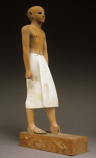 Spódniczka w dłuzszej wersji. Takie nosili w II tys p.n.e. np. urzędnicy. Źródło