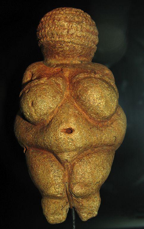 Wenus z Willendorfu. Źródło