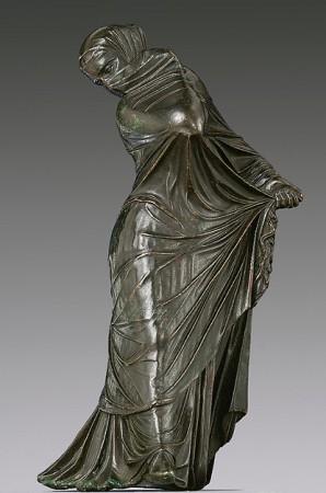 Przyzwoicie ubrana Greczynka - taki obraz miał przed oczami Paweł pisząc List do Koryntian. Źródło