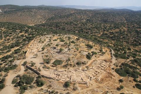 Khirbet Qeiyafa Źródło