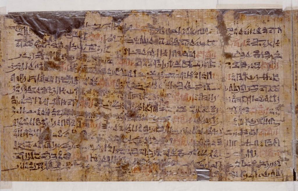 Papirus Ipuwera. Źródło
