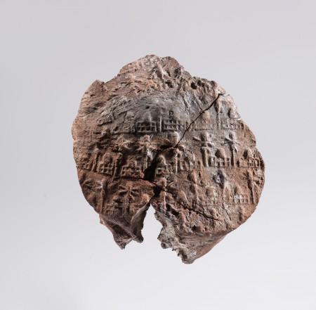 Drobiazg z grobu Neithotep. Źródło